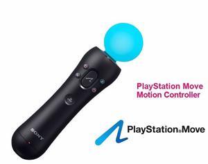 Control Move Ps3 Y Ps4, Original Sony, Entrega Inmediata