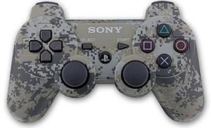Control Playstation 3 Camuflado Nuevo - Ps3 Bluetooh