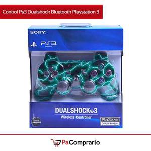 Control Ps3 Dualshock Bluetooth Playstation 3 - Colores