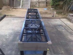 Quemadores a gas para estufas sur posot class for Estufas industriales cali