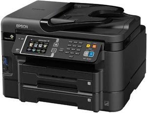 Impresora Epson Workforce Wf Negro