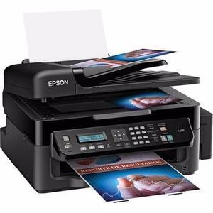 Impresora Multifuncional Epson L575 Recarga Continua Wifi