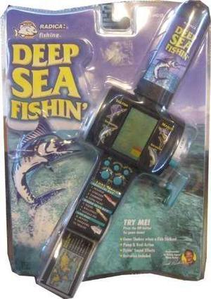 Juegos Portátil Fishin Profundo Del Mar '- Por: Radica