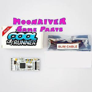 Lote 10 Nuevo Coolrunner Rev D Slim Versión Apoyo Todos