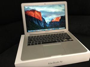 Mac Book Air 13 Como Nuevo 14 Ciclos