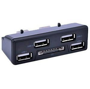 Multi Puertos X 5 Hub 1 Sd, 4 Usb - Playstation 3