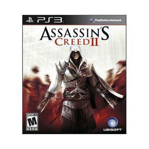 Nueva Ubisoft Assassins Creed Ii Acción / Aventura Juego