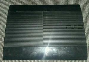 Play Station 3 Slim 500 Gb 2 Controles 20 Juegos