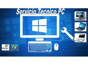 Servicio Tecnico de Pcs