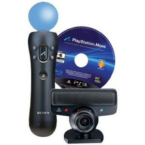 Sony Playstation 3 Move Bundle De Movimiento Y Controladore