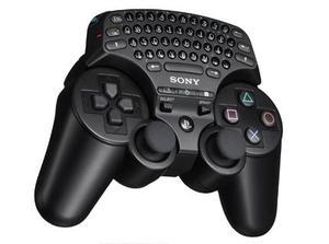 Teclado Keypad Control Ps3 Qwerty
