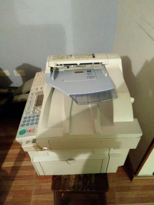 Vendo Fotocopiadora Como Nueva