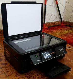 Vendo Impresora Multifuncional EPSON, WiFi