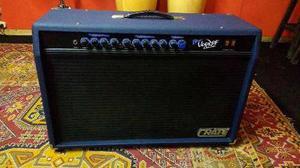 Amplificador De Guitarra A Tubos