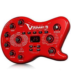 Amplificador De Guitarra Virtual De Próxima Generación