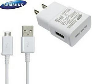 Cargador Samsung Original Carga Rápida