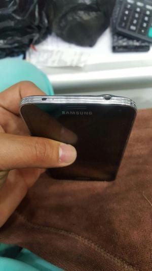 Celular Samsung S5, Color Negro