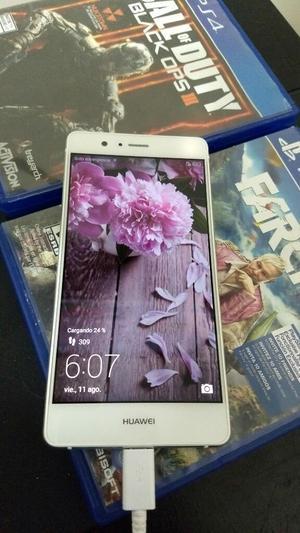 Huawei P9 Lite Como Nuevo 4g Lte 16gb