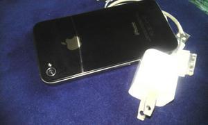 MOVIL IPHONE 4 EN PERFECTAS CONDICIONES