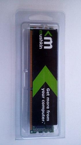 Memoria Ram Servidor Mushkin Essential 8gb mhz Ecc Reg