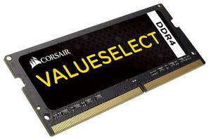 Memoria Ram Sodimm Corsair Value 8gb Ddrmhz Portátil