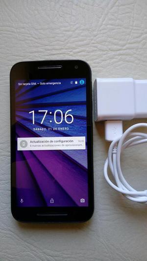 Motorola Moto G3 Como Nuevo 4g Lte 16gb