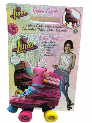 Patin Artistico 4 Ruedas Soy Luna