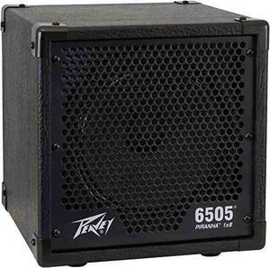Peavey  Piranha 1x8 Guitar Amplificador Cabinet Negro