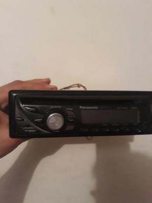 Radio Panasonic Cd, Mp3