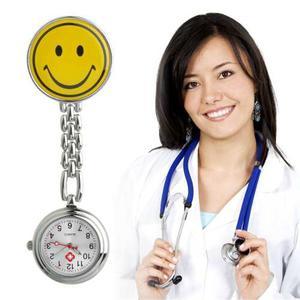 ¡ Reloj Profesional De Colgar Prendedor Enfermera Medico !!