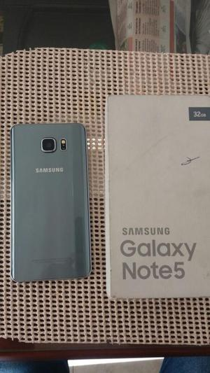Samsung Galaxy Note 5 de 32 Gb