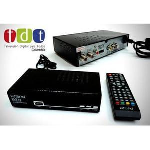 TDT KRONO 16 CANALES TV Y 4 CANALES MUSICA