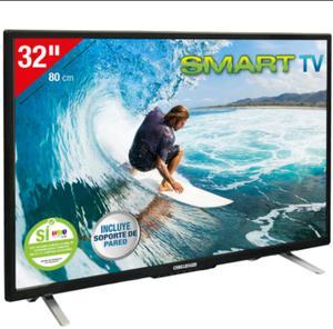 Tv Smart Challenger de 32 Pulgadas