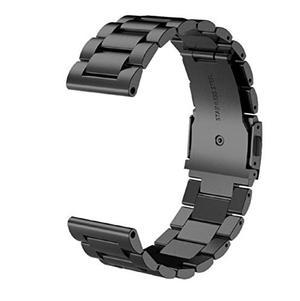 Venda De Reloj De Repuesto Garmin Fenix 3, Kuxiu De Acero