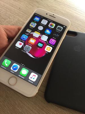 iPhone 7 de 32Gb Dorado Intacto Todo