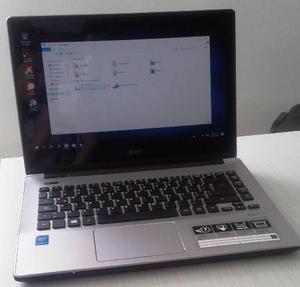 Acer aspire vp Pantalla tactil intel core i5 4
