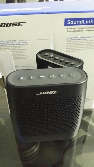 Bose Soundlink Color. Altavoz Bluetooth