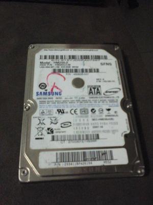 Disco Duro para Portátil SATA 250GB Samsung
