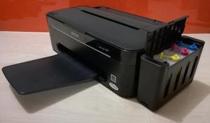 Impresora Epson con Sistema de Recarga