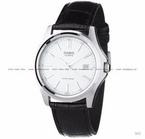 Reloj Casio Mtp- Acero Inoxidable Plateado Original