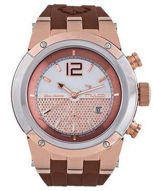 Reloj Mulco Blue Marine Glass Hombre Mujer Mw