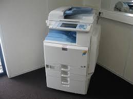 full color fotocopiadora multifuncional