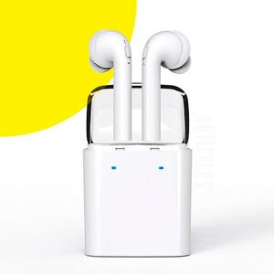 Audifonos Manos Libres Bluetooth Tipo Airpods Para Iphone 7