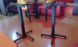 Bases en madera para mesas de comedor bogot posot class - Bases para mesa de comedor ...