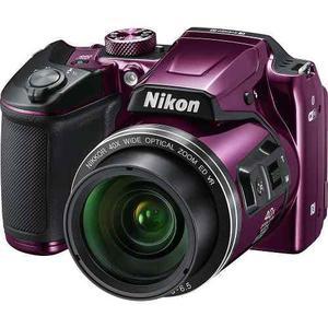 Cámara Digital Nikon Coolpix B500 - Purpura