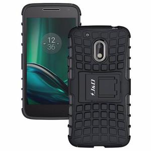 Forro Armadura Antigolpe Case Motorola Moto G4 Play Xt