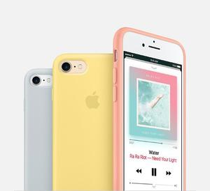 Funda Silicone Case Para Iphone 7 Plus 7 6s Plus 6s