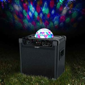 Ion Audio Party Rocker Plus - Wireless Speaker System With B