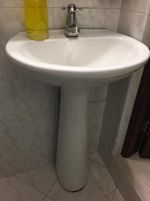 Lavamanos tipo pedestal posot class for Lavamanos con pedestal