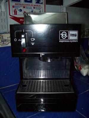MAQUINA DE CAFE ESPRESSO ILLY